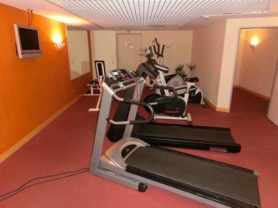 Welcome Hotel Residenzschloss Bamberg: Fitnessbereich