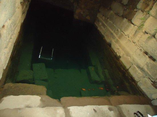 Alcazaba: Aljibe