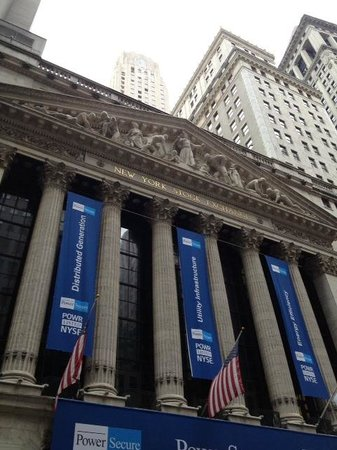The Wall Street Experience - Wall Street Tours : Wall st Experience...Great!!