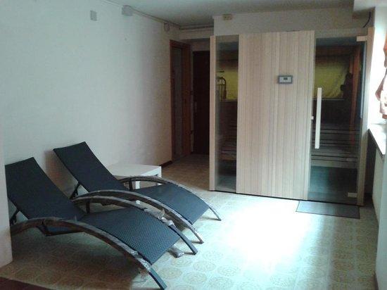 Bucaneve Hotel: area relax