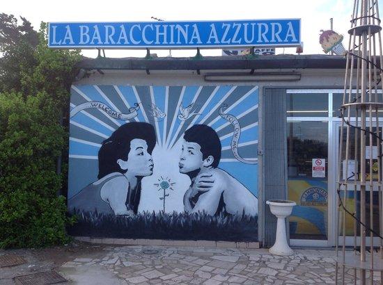 La Baracchinazzurra Livorno