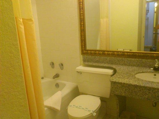 Rodeway Inn Miami: Baño