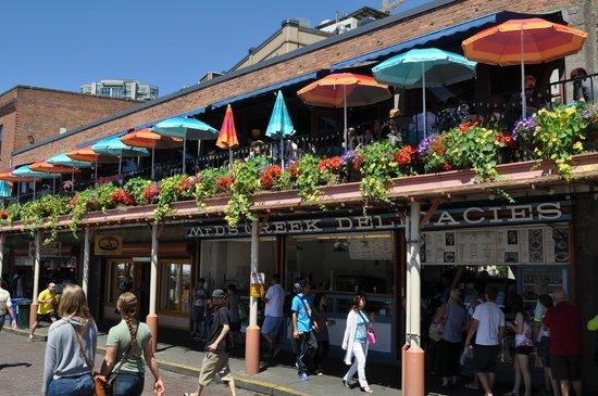 Pike Place Market Restaurant Reviews