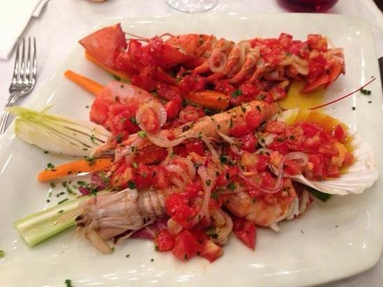 Ristorante Oberdan : crostacei alla catalana