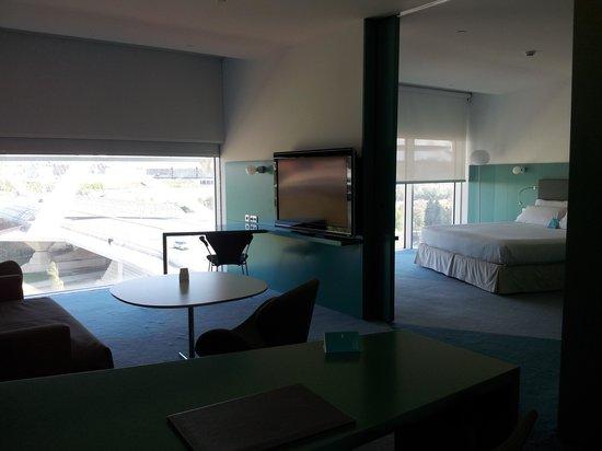 Hotel Hiberus: junior suite