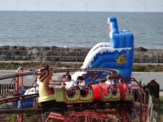 Towyn, UK: Knightly's Funfair