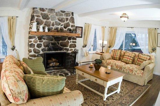 Salon Villa - living room