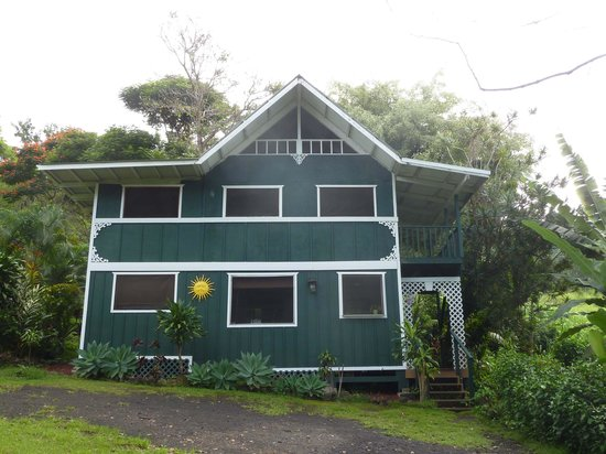 Ka'awa Loa Plantation: Cottage von außen