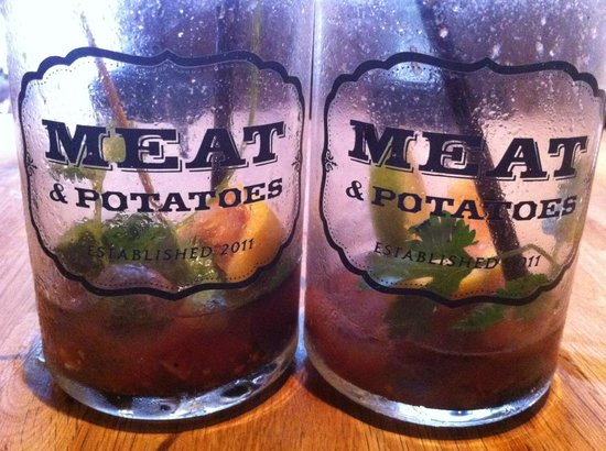 Meat & Potatoes: Bloody Mary