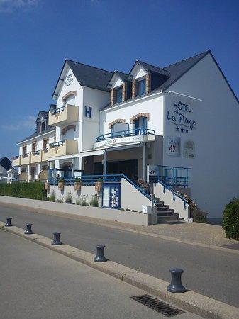 """Hotel de la Plage: hotel """"la plage"""""""