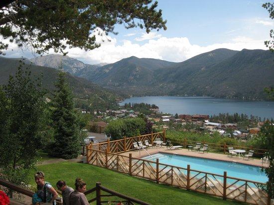 Grand Lake Lodge : What a View!