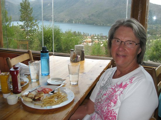 Grand Lake Lodge : Great place to celebrate a birthday.