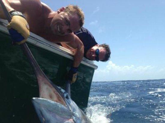 Mixed Bag Sportfishing - Offshore Adventures: Blue Marlin Aug 28