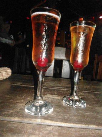 Morocha Club : drink kir royal