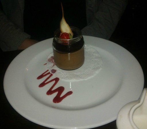 The Larder Restaurant & Brew House: Chocolate Mousse - Also Amazing!