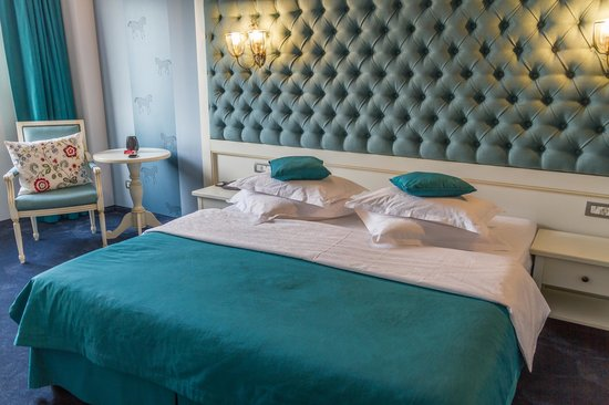 Hotel Simfonia: Habitacion doble