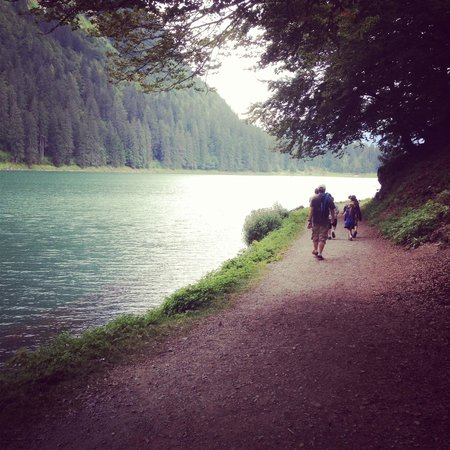 Le Lac de Montriond