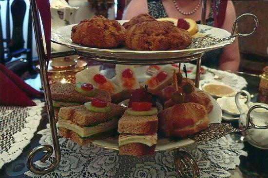 Bon Appetit Tea House
