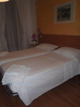 Hotel Monterosso Alto: Habitacion 2 camas individuales