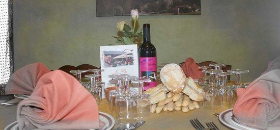 Trattoria Da Marisa : i tavoli