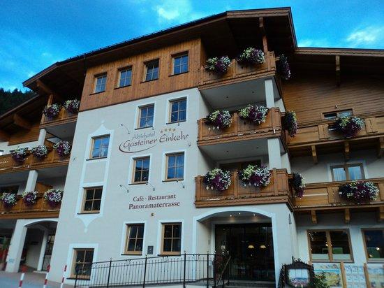 Aktivhotel Gasteiner Einkehr: Ingresso Hotel