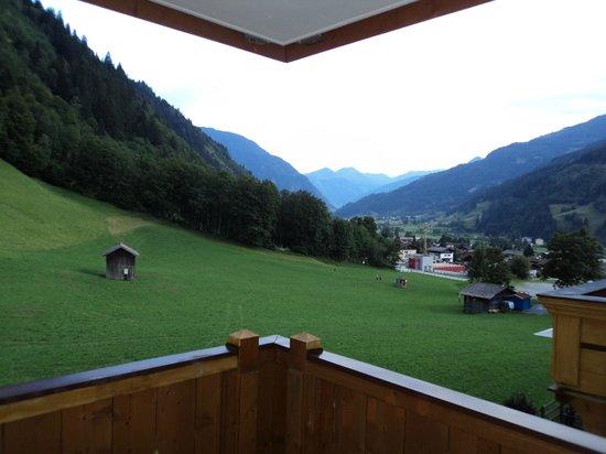 Aktivhotel Gasteiner Einkehr: Vista dalla camera