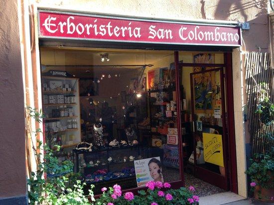 Erboristeria San Colombano