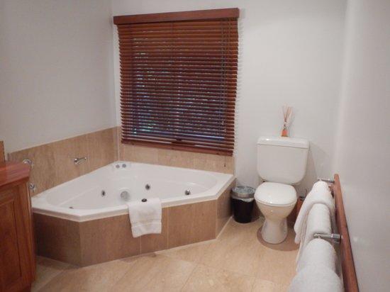 Silky Oaks Lodge : bathroom