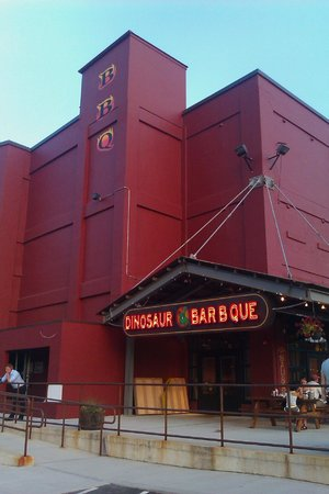 Dinosaur Bar-B-Cue: Dinosaur BBQ, Stamford, CT