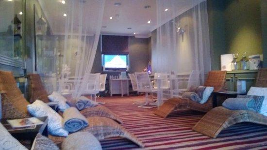 Ambassador Hotel: Relexation room