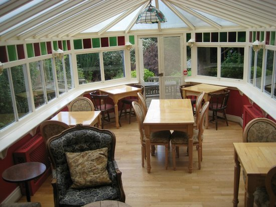 Tower House 1066: conservatory