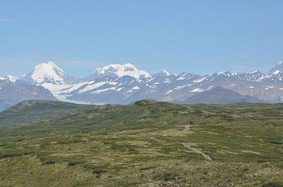Alpine Creek Lodge: Hike a few miles away from the lodge