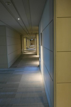 Hotel Nikko Saigon: corridor