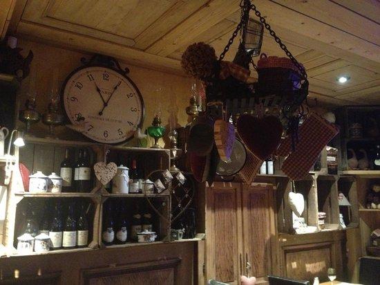 Restaurant de la Marne: Cadre intérieur