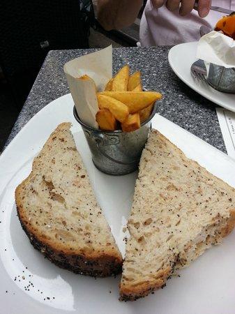 Copa Pub and Restaurant: Sandwiches
