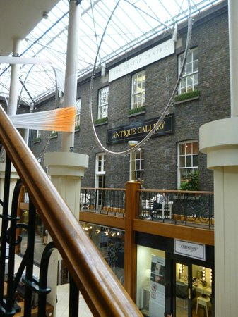 Powerscourt Townhouse Centre : Interior