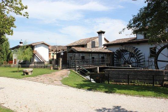 Esterno picture of al molino camino al tagliamento tripadvisor