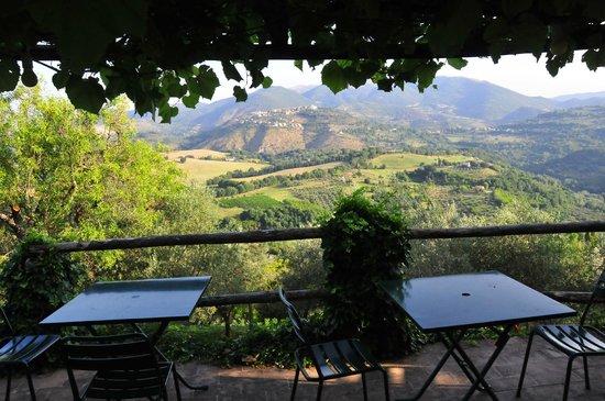 Agriturismo Sant'Ilario sul Farfa: zona di ristoro