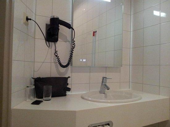 Art & Wellness Hotel Huis ten Wolde: Toffe spiegel