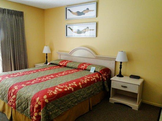 Dana Point Marina Inn : King Bed