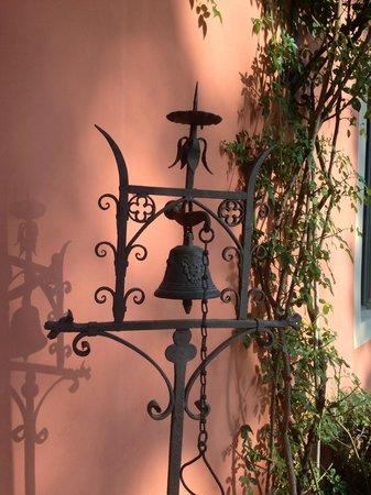 Villa La Massa: Garden