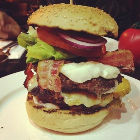 The Mighty Picture Of Gourmet Burger Kitchen Dublin Tripadvisor