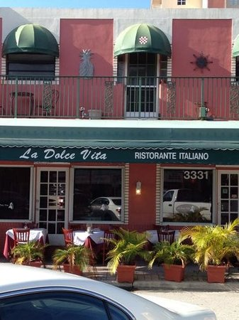 La Dolce Vita Fort Lauderdale Menu Prices Restaurant Reviews Tripadvisor