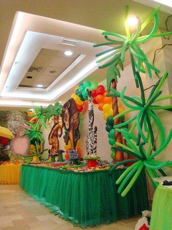 Howard Johnson Hotel Versalles Barranquilla: Event Room