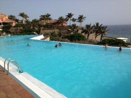 H10 Playa Meloneras Palace: Piscina infinity