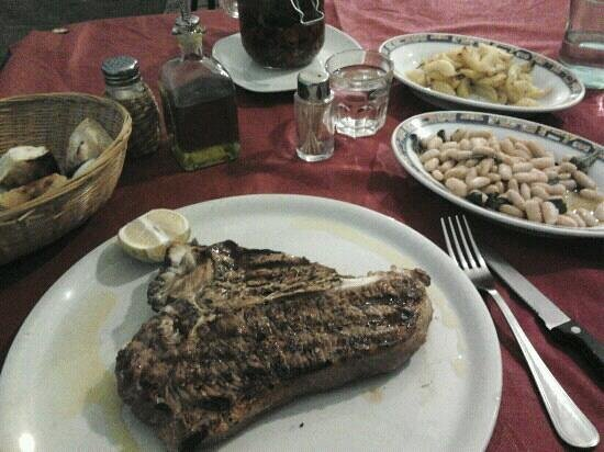 La tavernetta di Michele e marica : Fiorentina steak