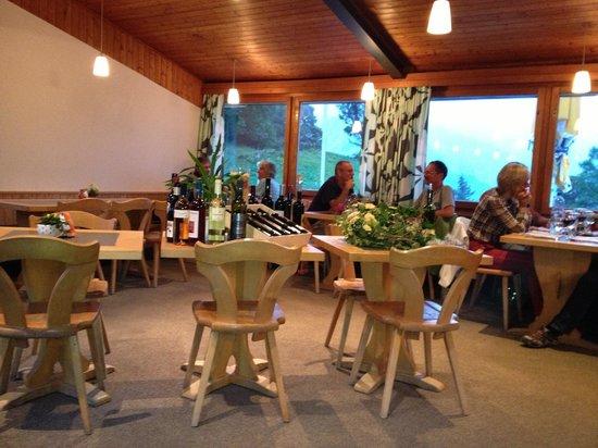 Restaurant Uhu: Uhu interior