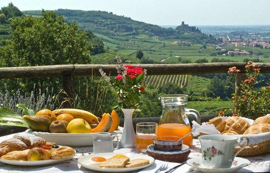 Agriturismo Libero: colazione