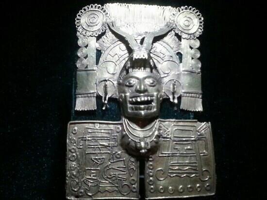 Museo de las Culturas de Oaxaca: tesoros de Montealban