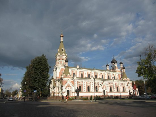 Holy Intercession Cathedral
